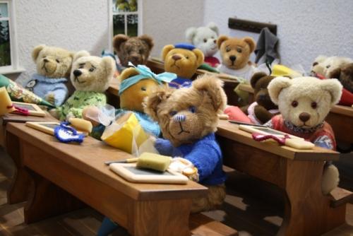 Deutsches Teddybären Museum Sonneberg